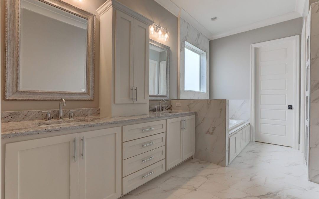 403 Catalina – Master Bath Vanity
